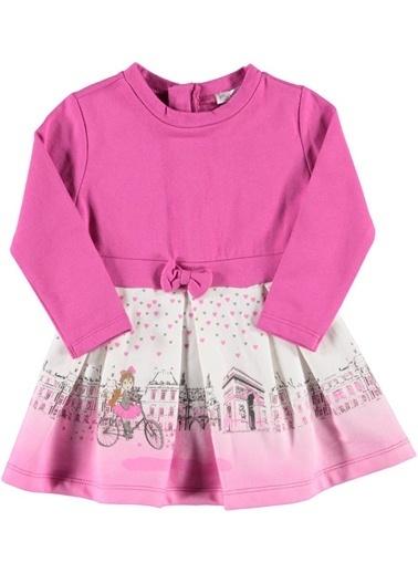 Zeynep Tekstil Elbise Ekru